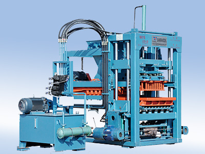 THQM6-15A自动砌块成型机