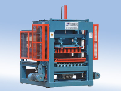 THQM10-15自动砌块成型机